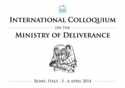 International Colloquium on the Ministry of Deliverance · Rome, Italy