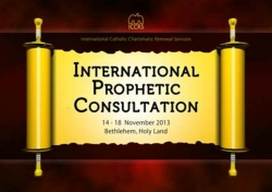 International Prophetic Consultation · Bethlehem, Holy Land
