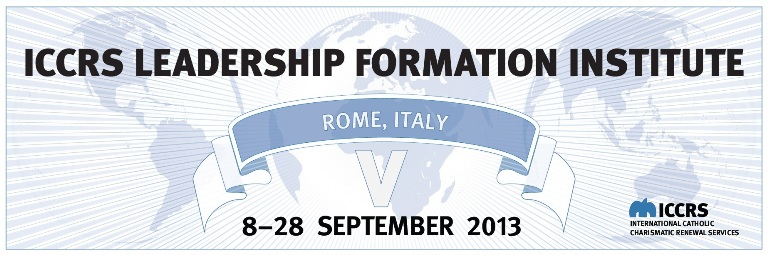 V Leadership Formation Institute · Rome, Italy