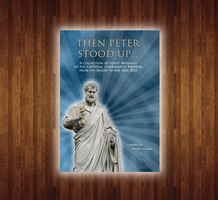"Updated version of ""Then Peter stood up…"" for the Year of Faith"